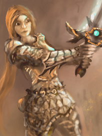 Fantasy World Engine Paladin
